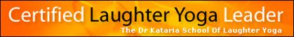 Certified Laughter Yoga Leader - Bron Roberts
